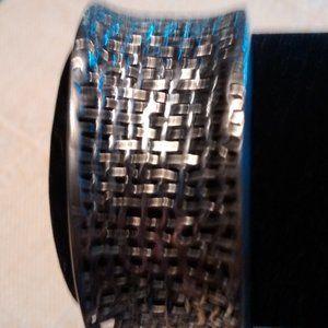 Retired Silpada cuff bracelet